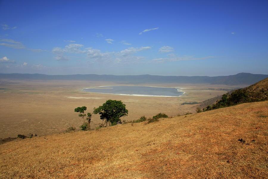 Ngorongoro Crater Photograph by Vladimir Nardin