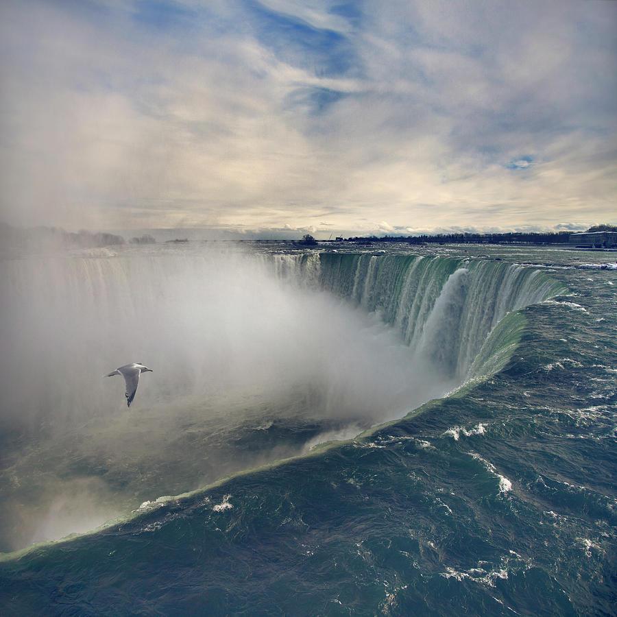 Niagara Falls Photograph by Istvan Kadar Photography