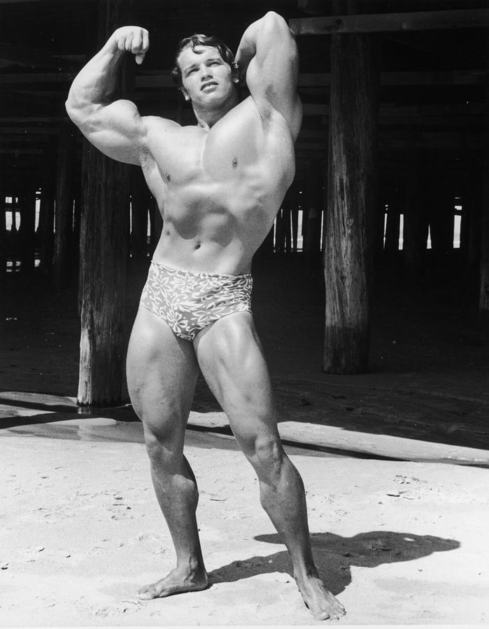 Nice Muscle Photograph by Hulton Archive