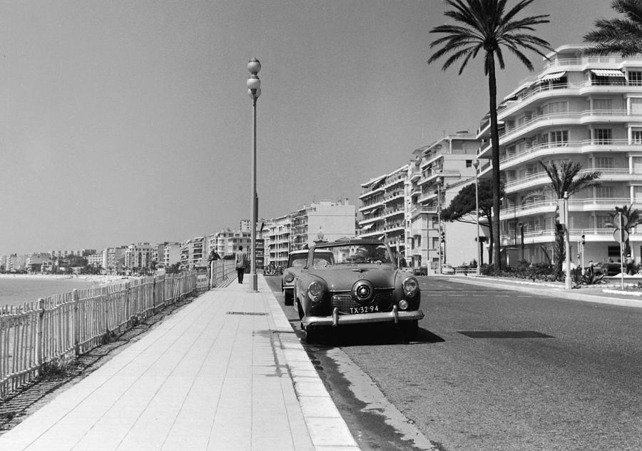Nice Seafront Photograph by Fpg