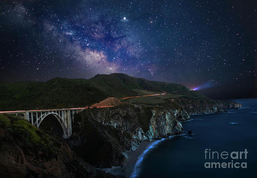 Night Drive by Mark Jackson