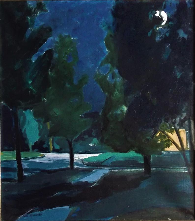 Night Light Fantasy by Beverly Klucher