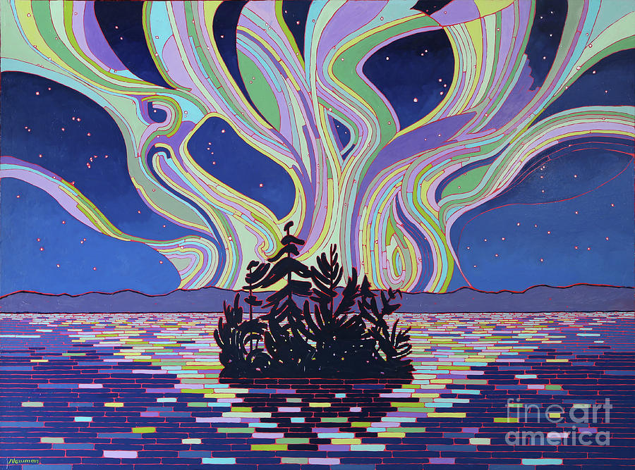 Night Moves by Shelley Newman