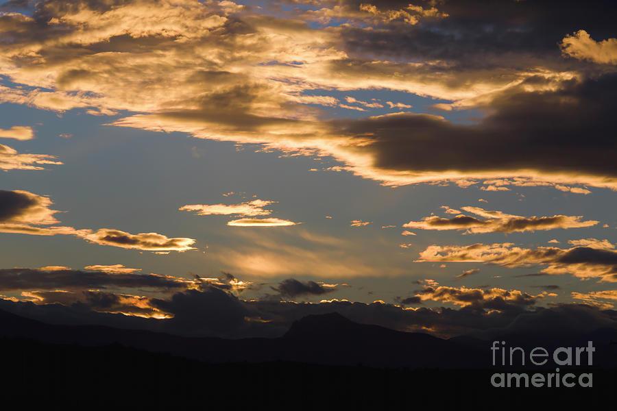 Night on Storm Mountain by Jon Burch Photography