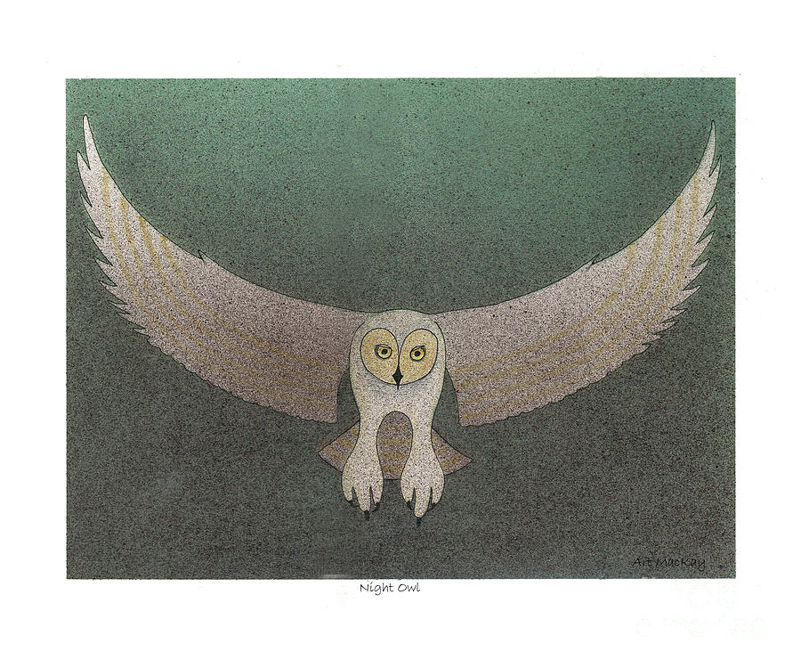 Night Owl by Art MacKay