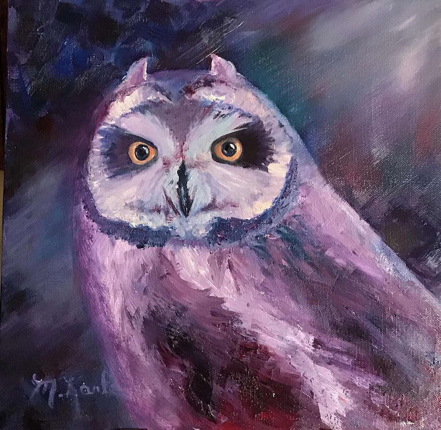 Night Owl by Marsha Karle