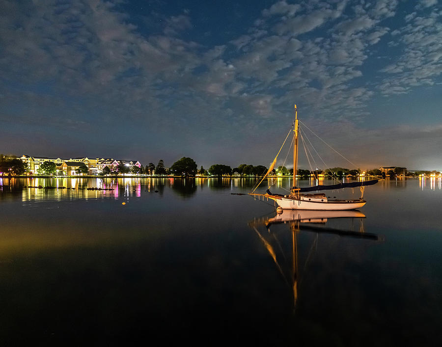 Night Reflections by Rod Best