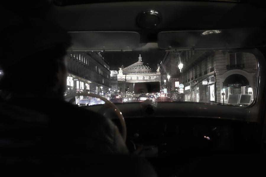 Night Tour in Paris by Portia Olaughlin