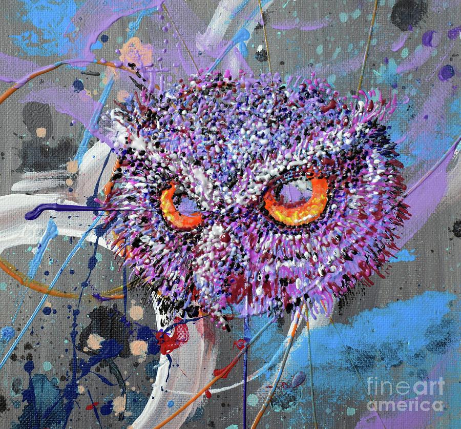 Night Vision by Cheryle Gannaway
