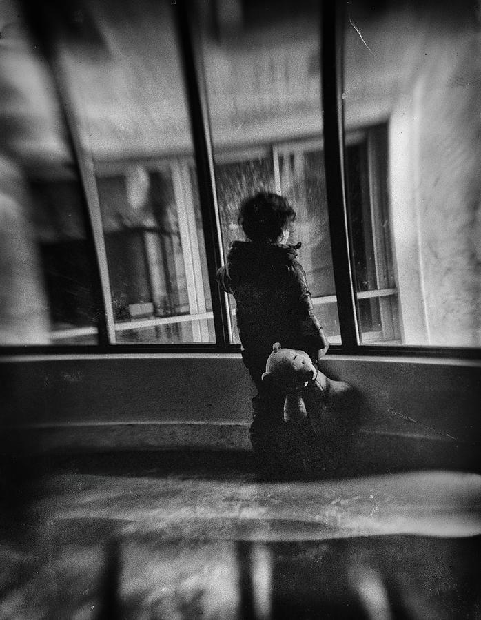 Mood Photograph - Nightmare by Eric Drigny