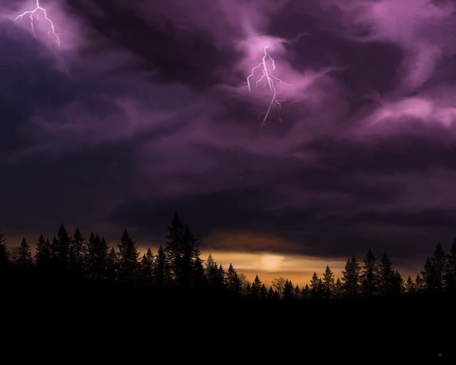 Nights Light by Mark Taylor