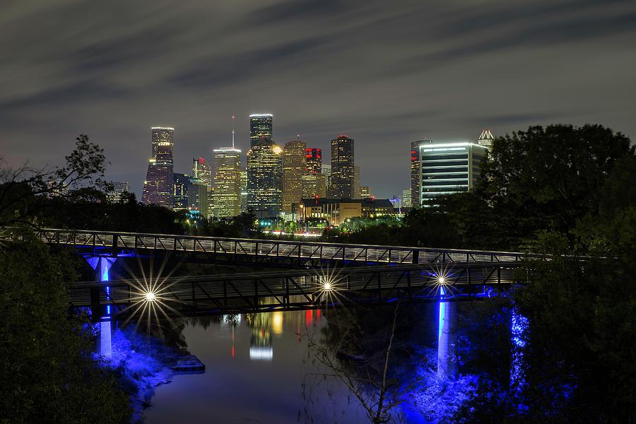 Nighty Night Houston Photograph