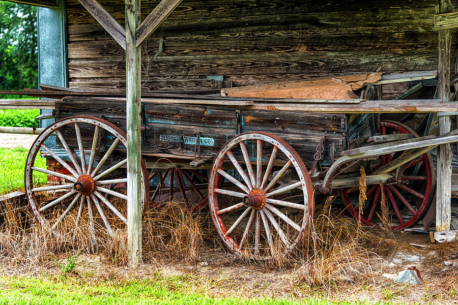 Nissen Wagon #1198 by Susan Yerry