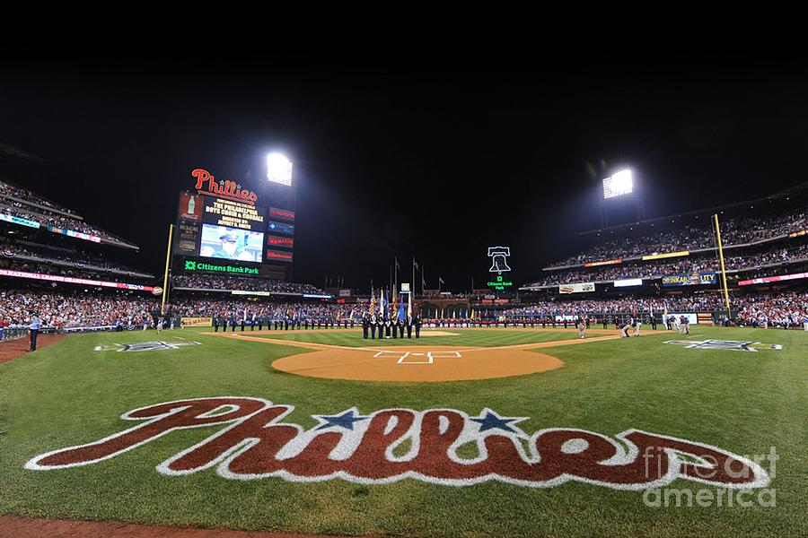 Nlcs Game 1 Los Angeles Dodgers V Photograph by Philadelphia Phillies