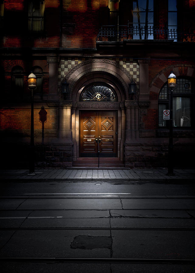 No 107 Wellington St W Toronto Canada Color Version by Brian Carson