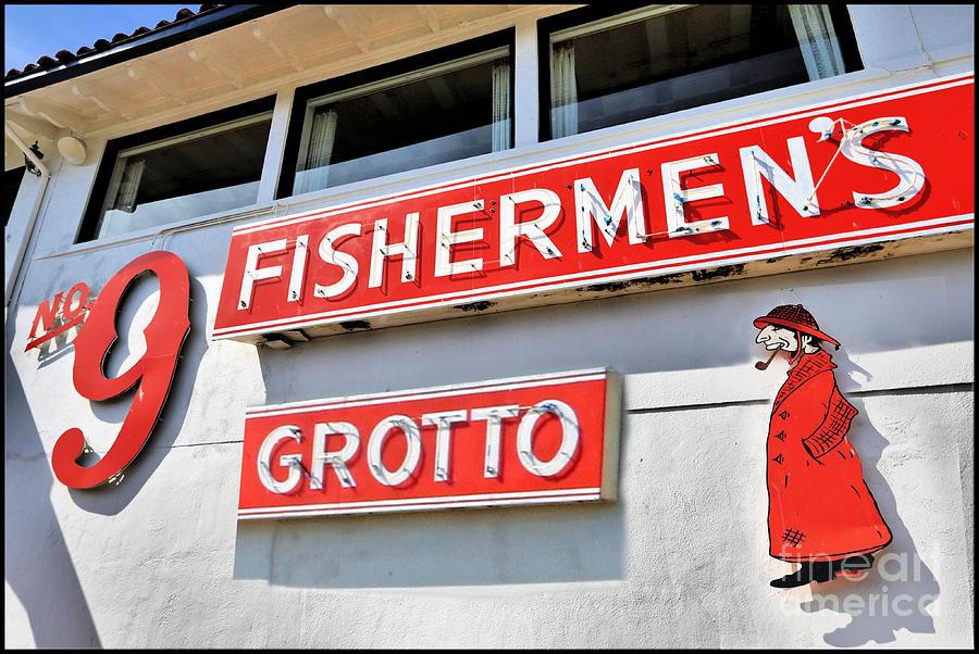 No 9 Fishermens Grotto Photograph