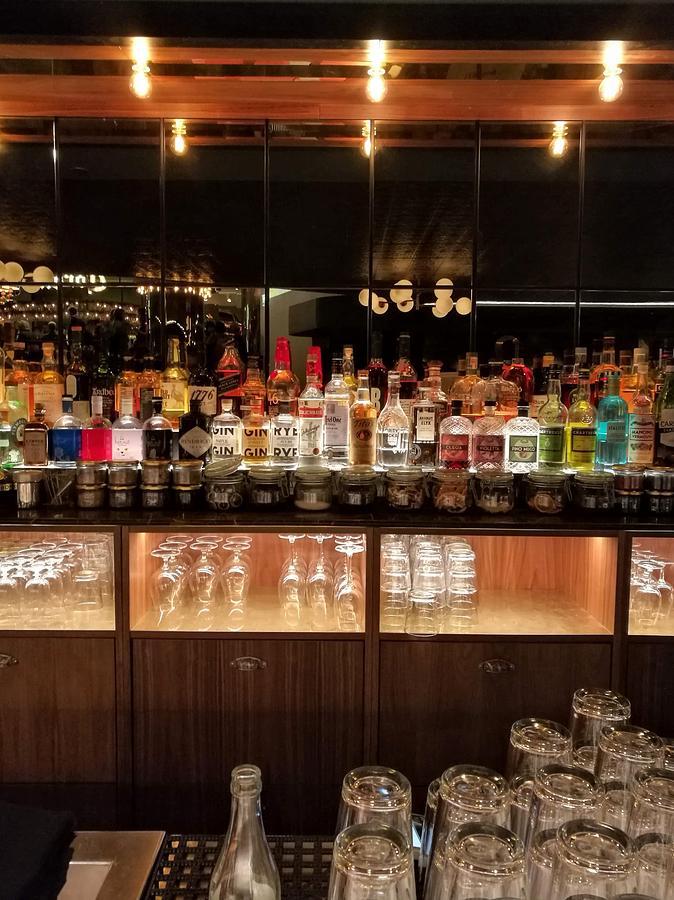 No Bartender in sight by Rosita Larsson
