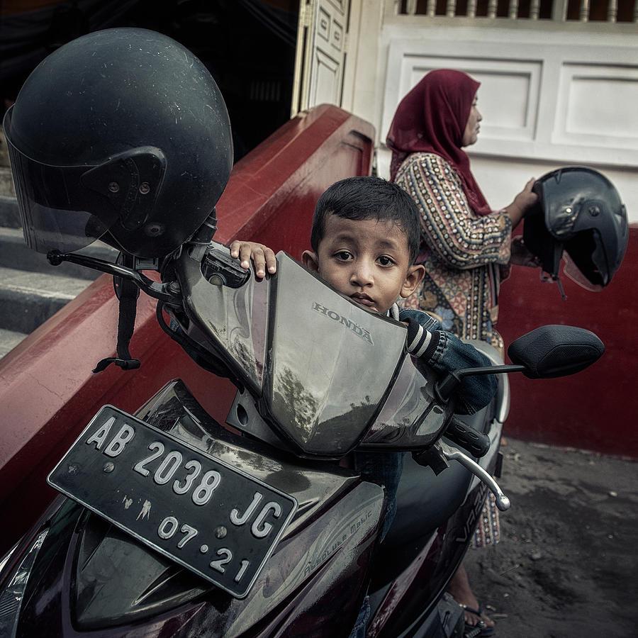 No helmets today by Michel Verhoef