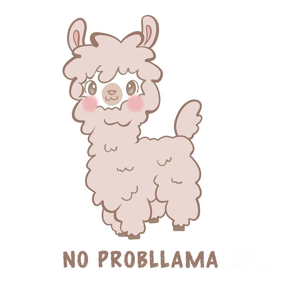 No Probllama by Namibear