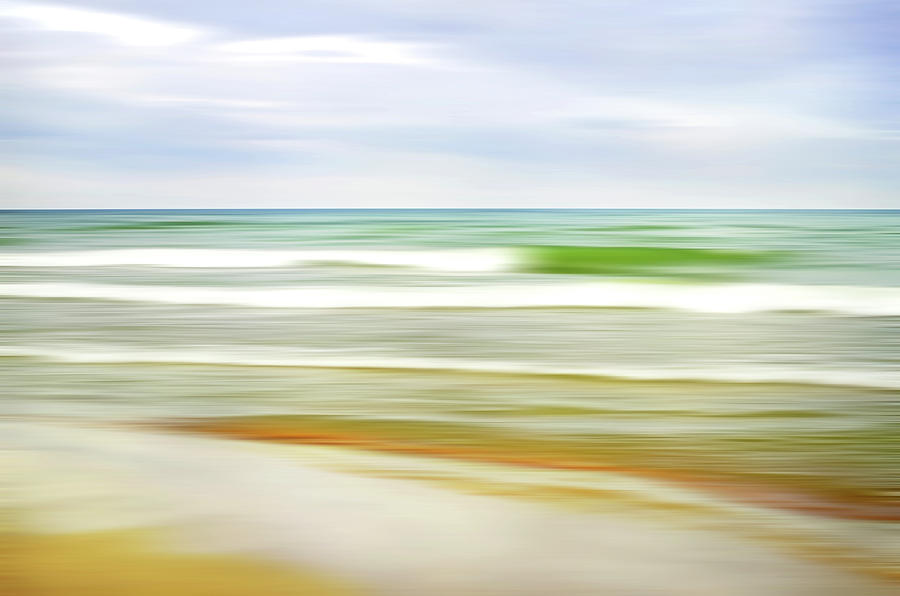 No Salt Abstract by Kathi Mirto