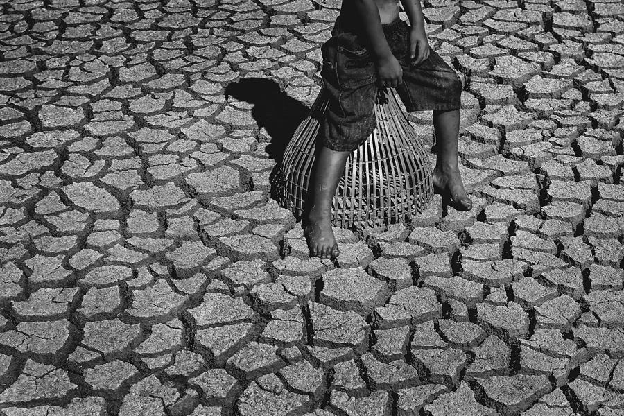 Drought Photograph - No.14 by Adirek M
