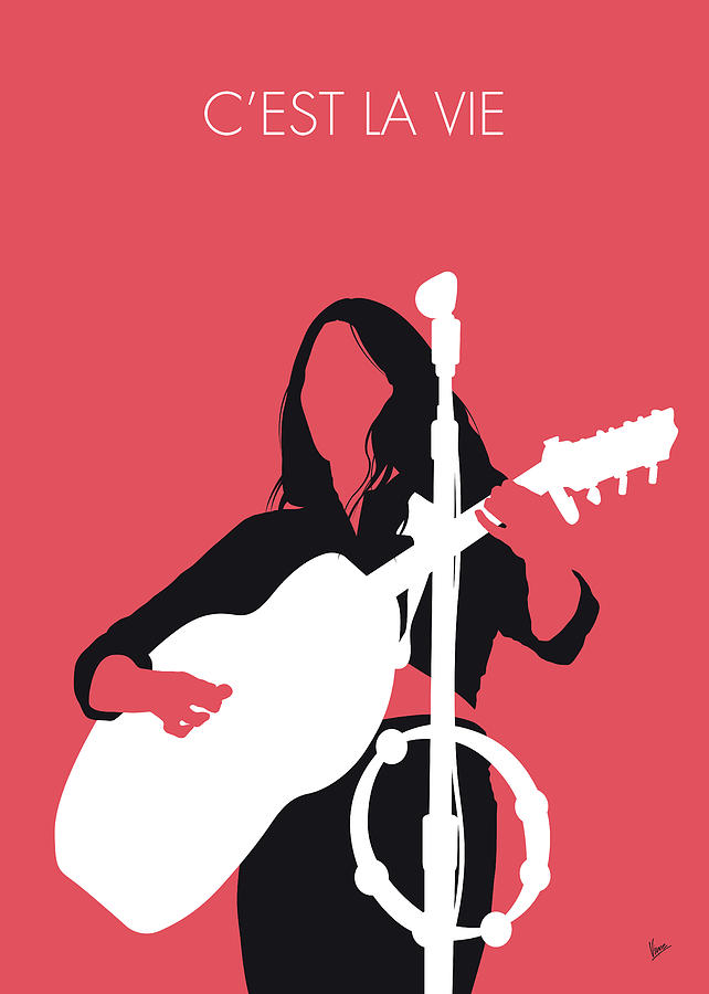 Art print POSTER// CANVAS  Emmylou Harris Playing the Guitar