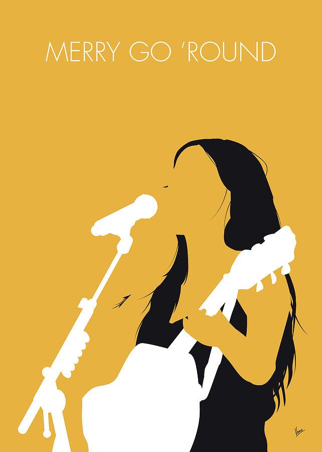 No294 MY Kacey Musgraves Minimal Music poster by Chungkong Art