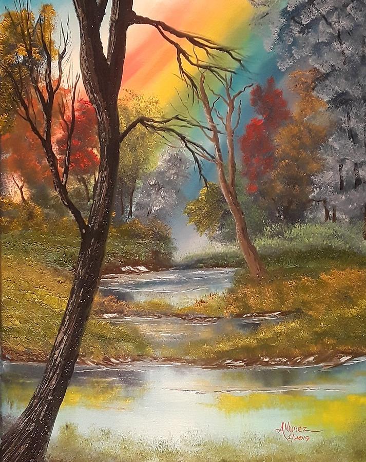 Noahic Covenant Colors by Anthony Nunez