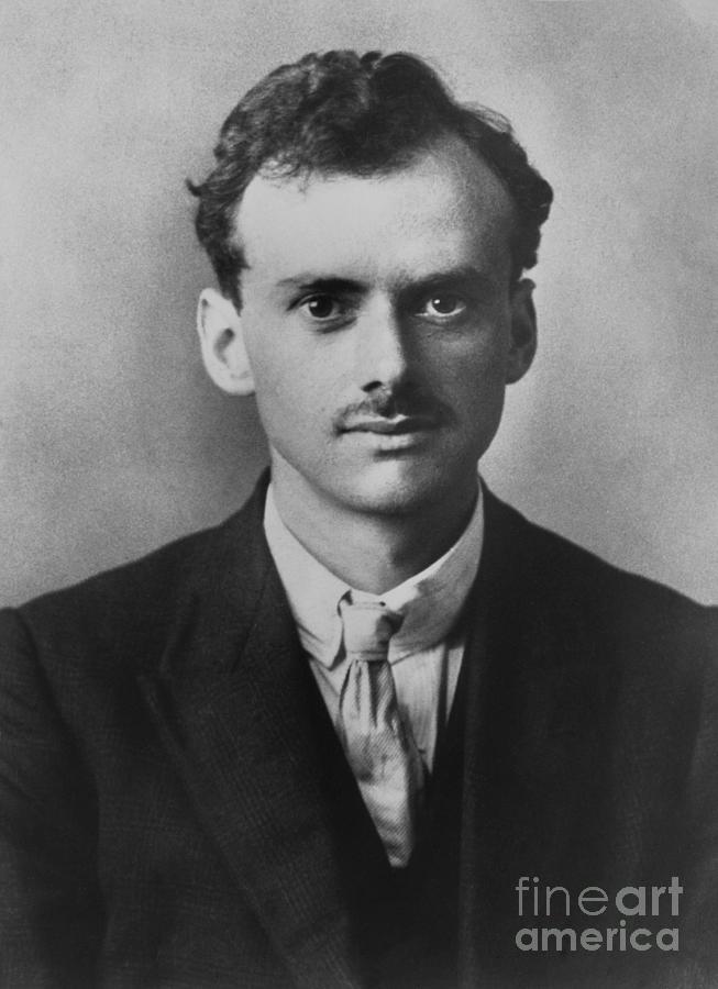 Nobel Prize Winner Paul Adrien Maurice Photograph by Bettmann