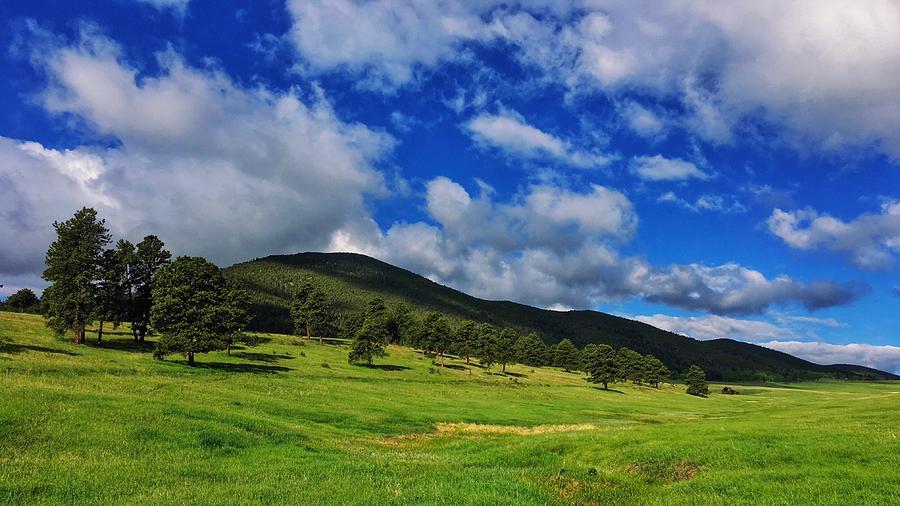 Noble Meadow Skyscape by Dan Miller