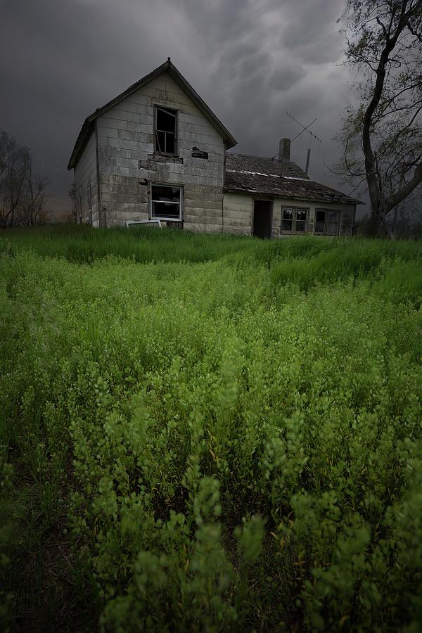 Nobody's Home by Aaron J Groen