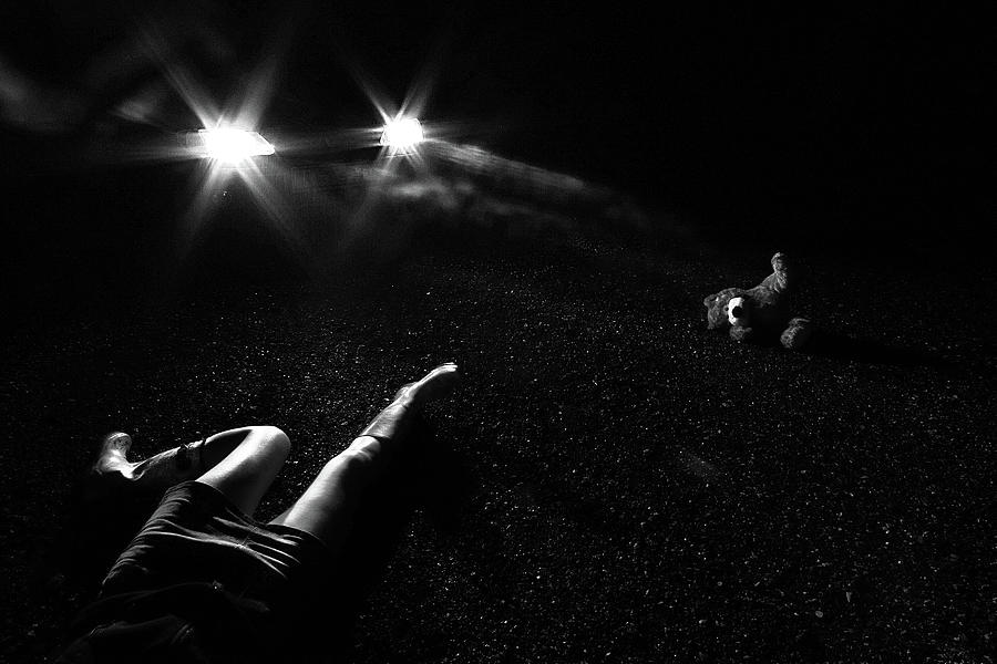 Mystery Photograph - Noir by Andreja