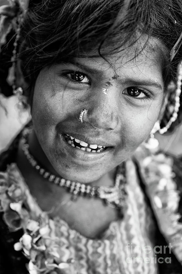 Nomadic Smile  by Tim Gainey
