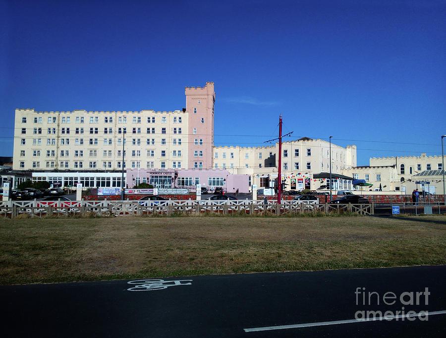 Norbreck Castle Hotel - Blackpool, Lancashire England  by Doc Braham