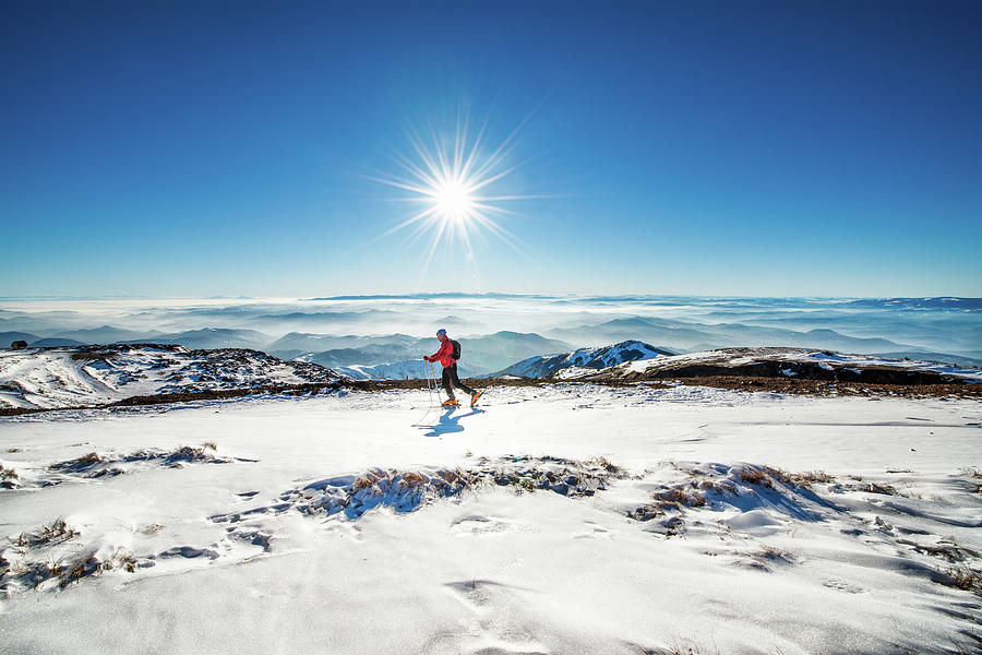 Nordic Walking Photograph by Extreme-photographer