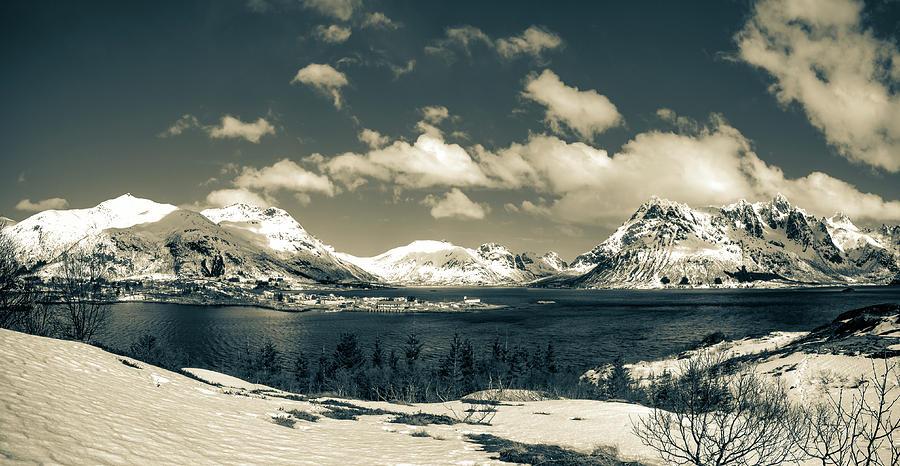 Lofoten Photograph - Nordland by Kai Mueller