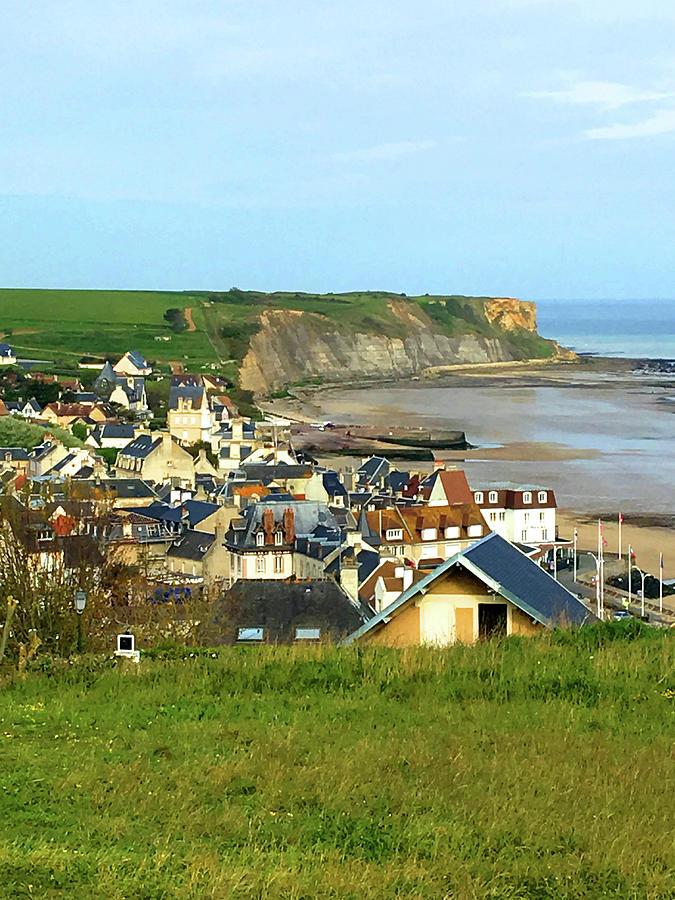 Normandy by Nancy Merkle