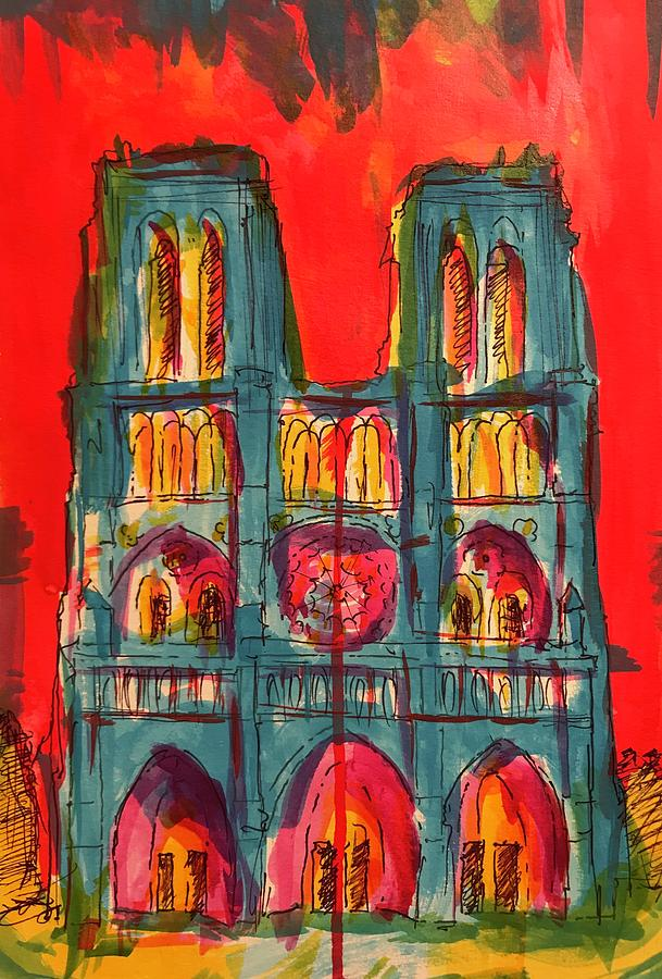 Norte Dame  by Jason Nicholas