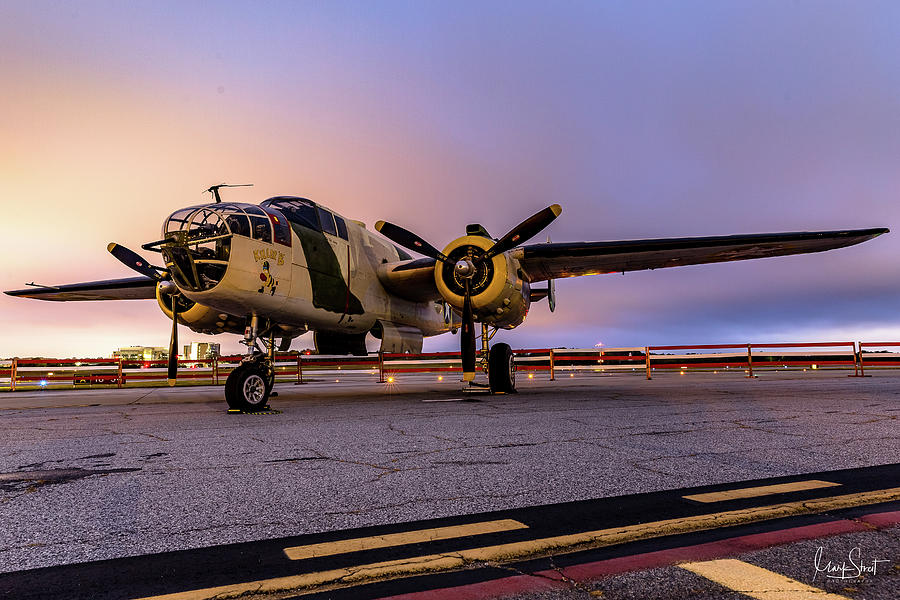 North American Aviation B25 Mitchell - Commemorative Air Force