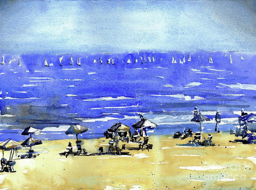 North Carolina Beach by Ryan Fox