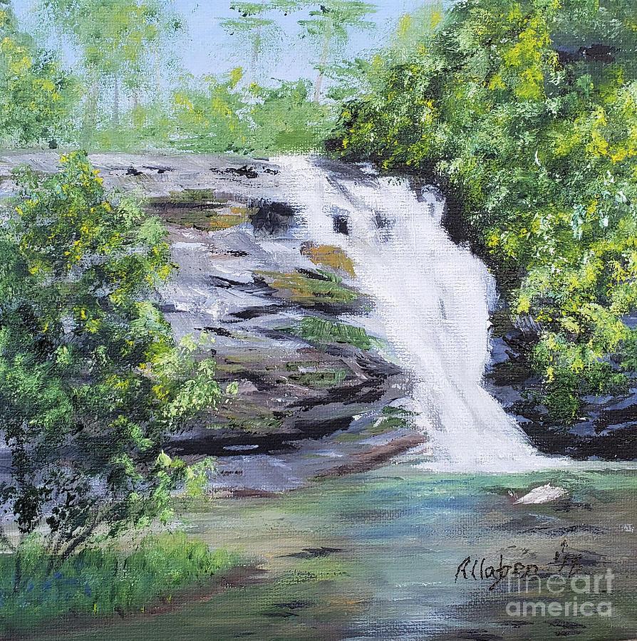 Spring Flow by Stanton Allaben