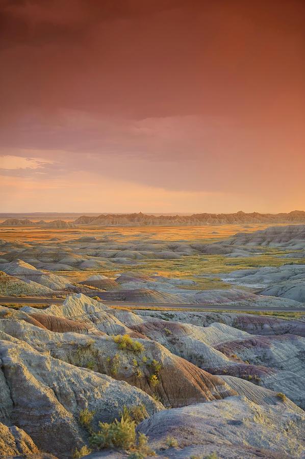 North Dakota, Theodore Roosevelt Photograph by Michele Falzone