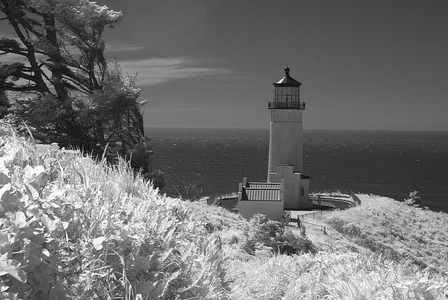 North Head Lighthouse IR by Ken Dietz
