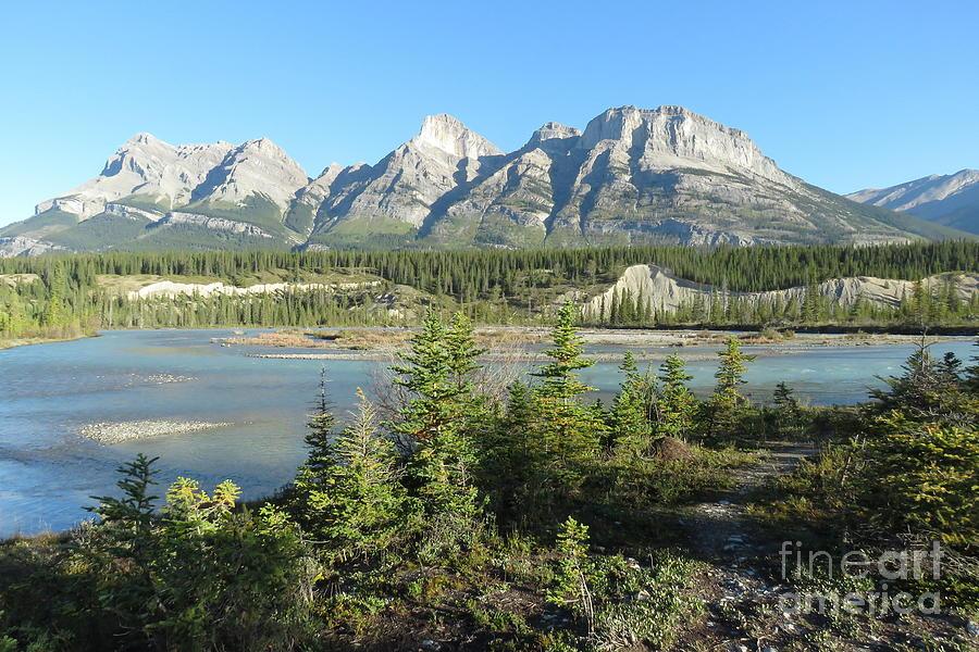 Saskatchewan River by Frank Townsley