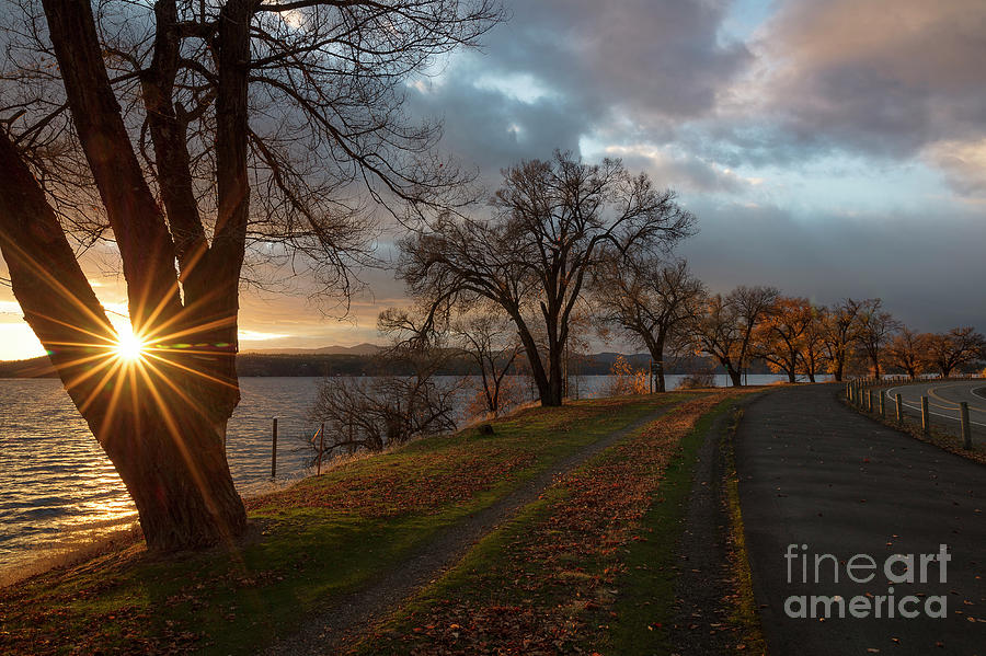 North Shore Sun by Idaho Scenic Images Linda Lantzy
