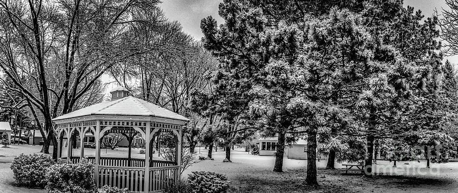 North Winton Village Park by William Norton
