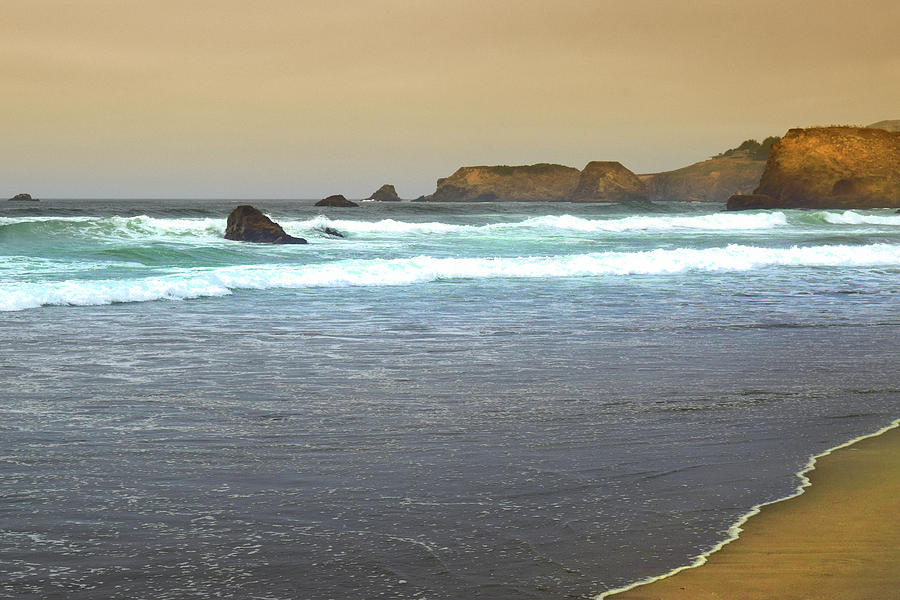 Northern California Coast Photograph