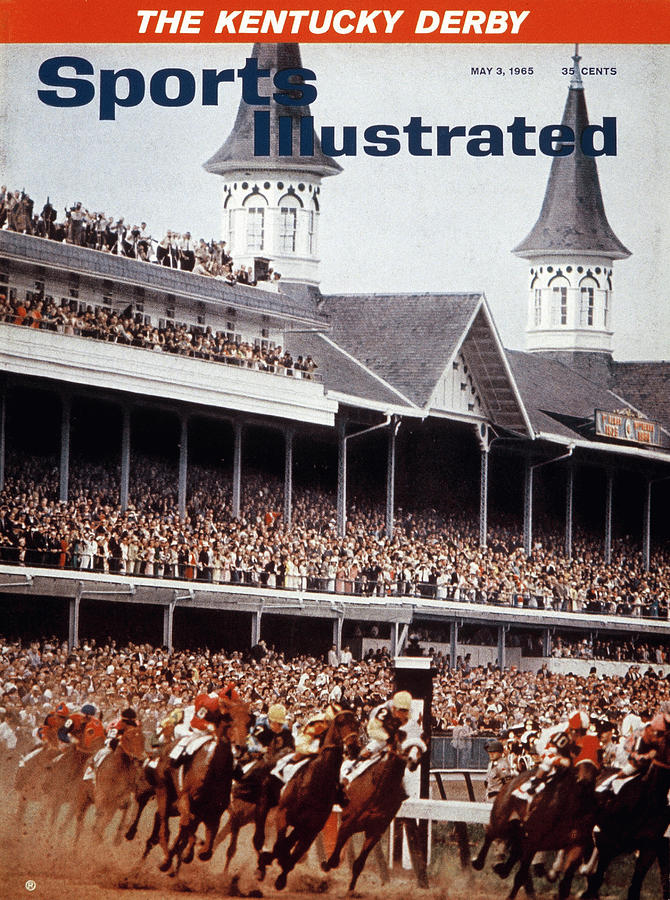 Northern Dancer, 1964 Kentucky Derby Sports Illustrated Cover Photograph by Sports Illustrated