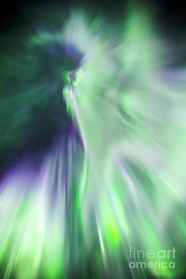 Northern lights, Aurora Borealis by Matteo Colombo
