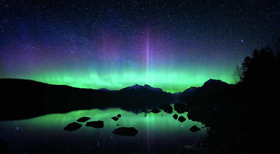 Northern Lights by Jake Sorensen